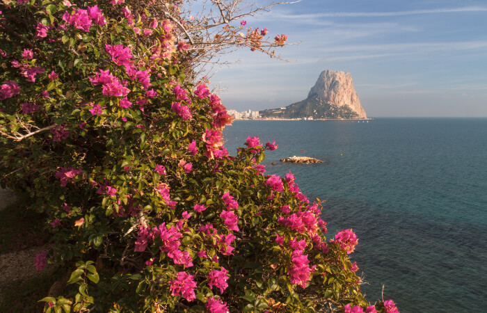 Spagna on the road : visitare la Costa Blanca
