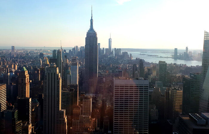 Itinerario di viaggio New York City