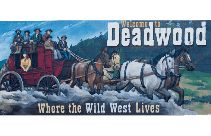 Itinerario di viaggio Deadwood