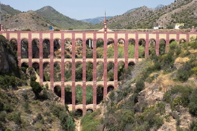 acquedotto Nerja
