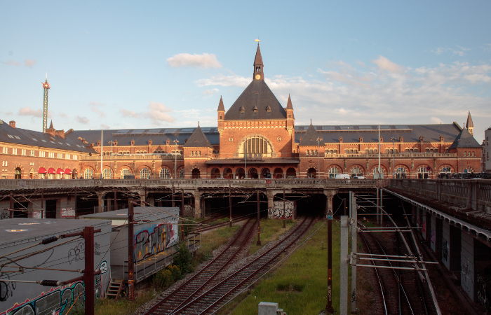 copenaghen central station