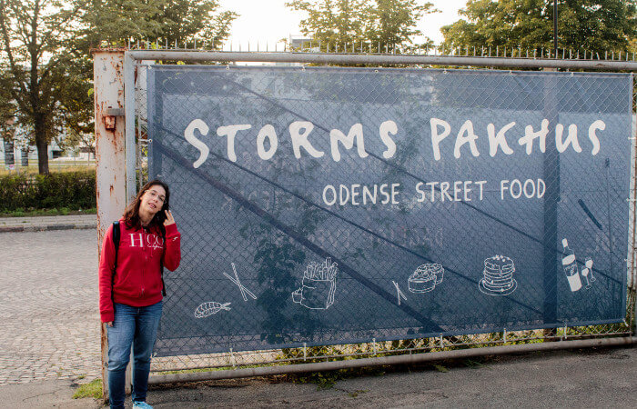 Storm Pakhus, Odense Street Food