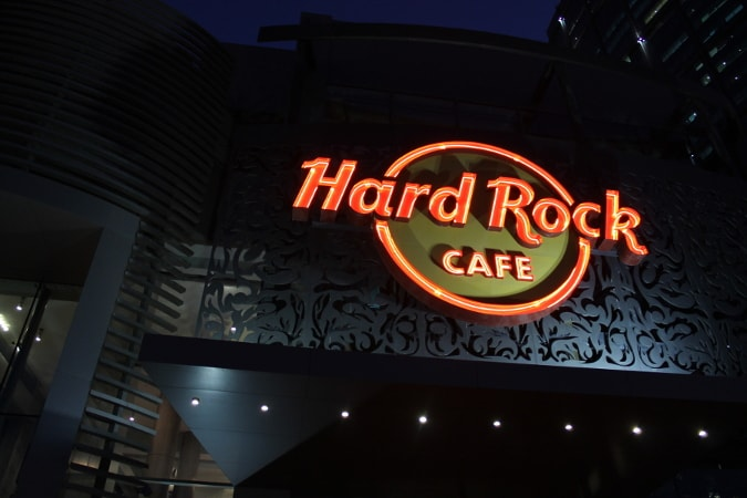 Hard Rock Valencia