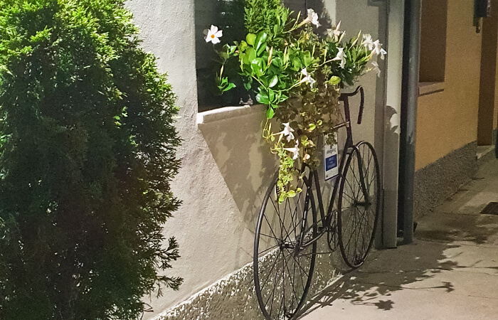 bike guesthouse palmanova