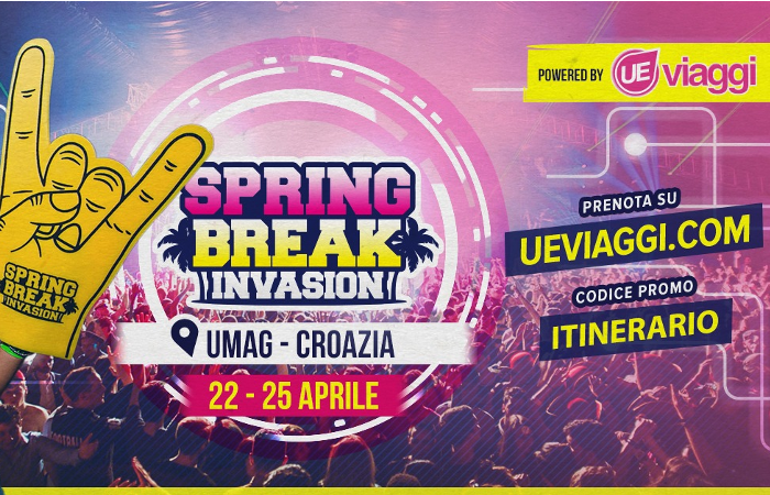Spring Break Invasion - Umag